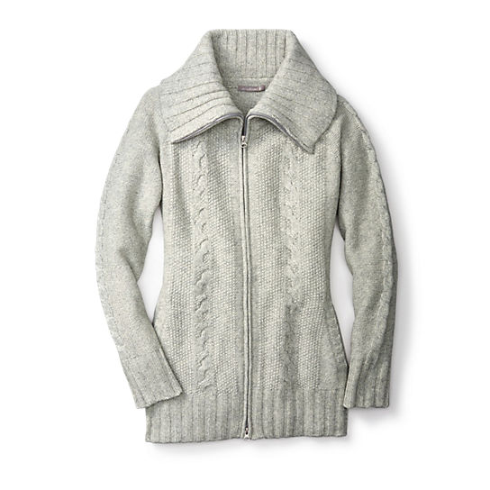 Womens Smart Wool Sweater 10