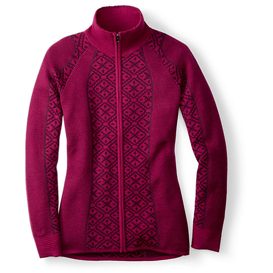 Women's Dacono Full Zip Sweater