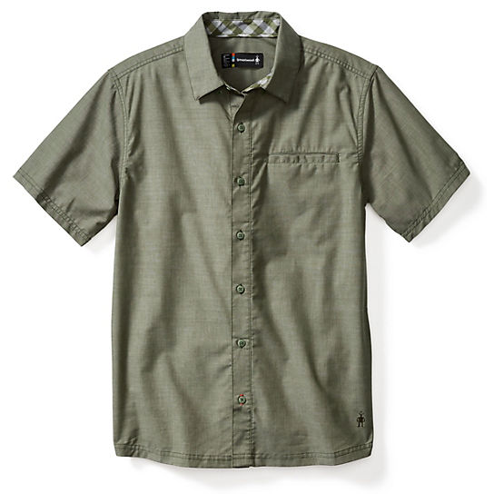Men's Summit County Chambray Short Sleeve