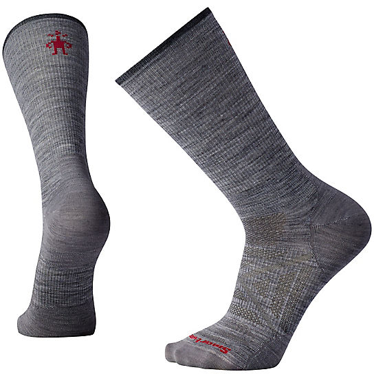 Men's PhD Outdoor Ultra Light Crew Socks