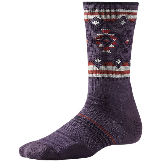 Women's PhD® Outdoor Light Pattern Crew Socks