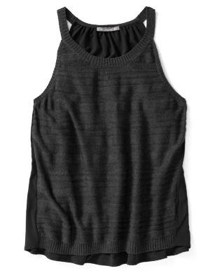 SmartWool Women's Palisade Trail Tank - Charcoal Heather SW:010011:010:XS::1: