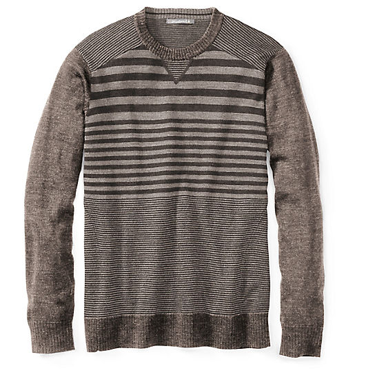 Men's Kiva Ridge Striped Crew Sweater