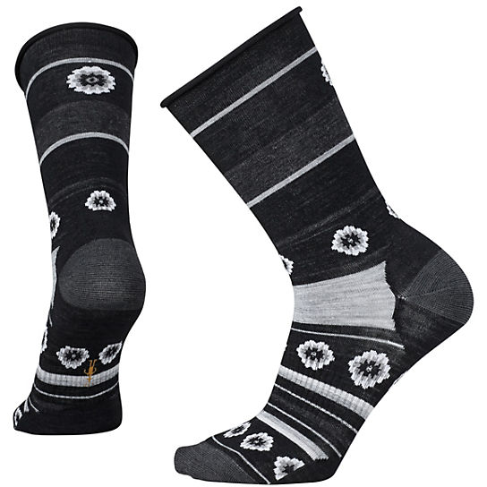 Women's Dazed Dandelion Crew Socks