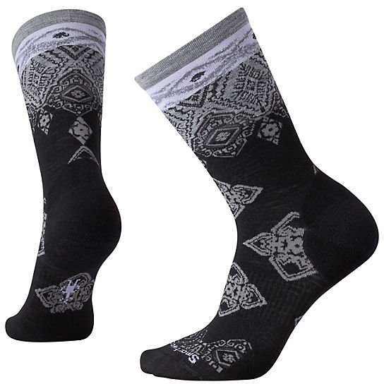 Women's Diamond Royale Crew Socks
