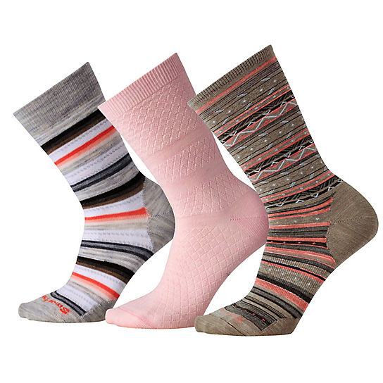 Women's Trio Socks