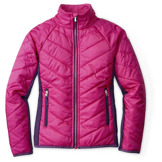 Girls' SmartLoft Double Corbet 120 Jacket