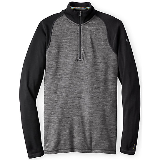 Men's NTS Mid 250 Pattern Zip T
