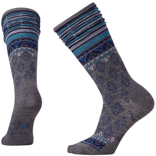 Women's Rocking Rhombus Mid Calf Socks