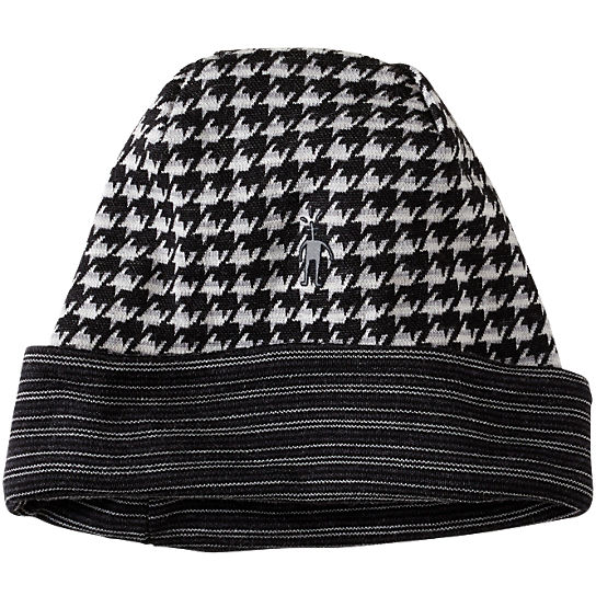 NTS Mid 250 Reversible Pattern Cuffed Beanie