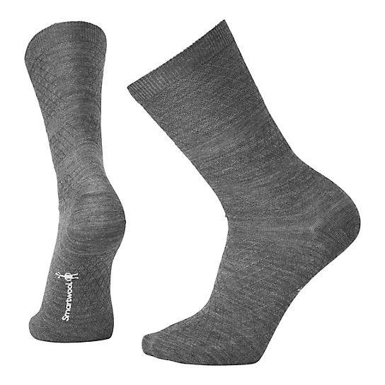 Women's Texture Crew Socks