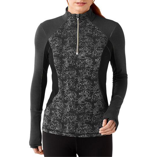 Women's PhD® Light Printed Wind Zip T