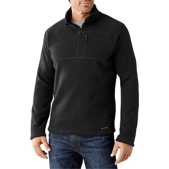 Men's Echo Lake Half Zip Sweater