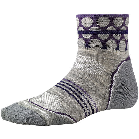 Women's PhD® Outdoor Light Pattern Mini Socks