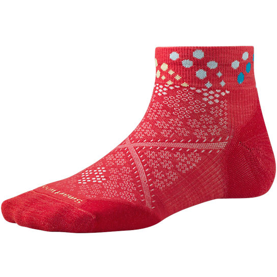 Women's PhD® Run Light Elite Low Cut Pattern Socks