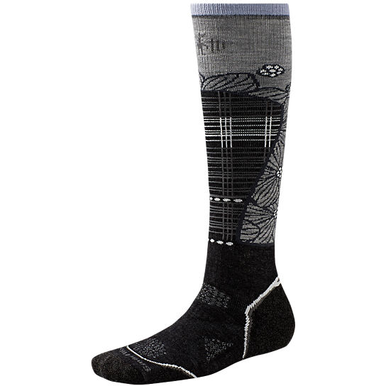 Women's PhD® Ski Medium Pattern Socks