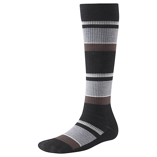 Women's Standup Graduated Compression Pattern Socks