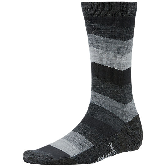 Men's Chevron Stripe Socks