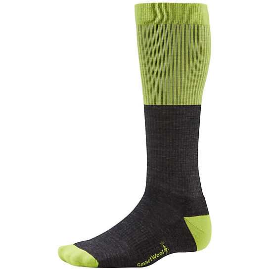 Men's Standup Graduated Compression Pattern Socks