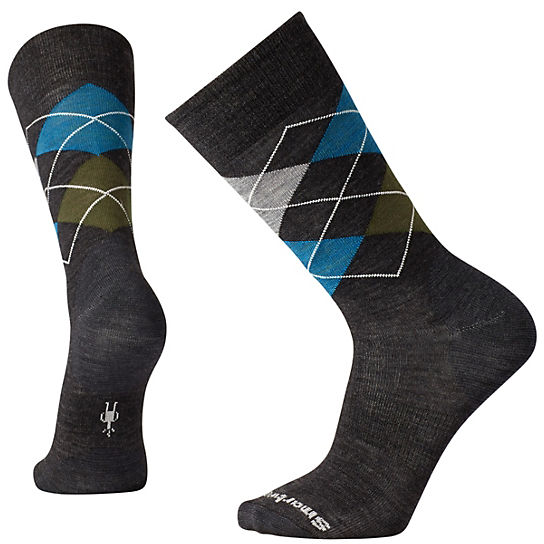Men's Diamond Slim Jim Socks