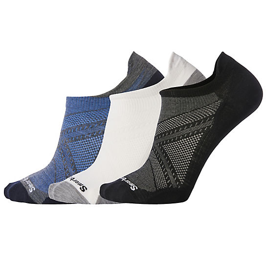 Men's PhD® Running Ultra Light Micro Socks - 3Pk