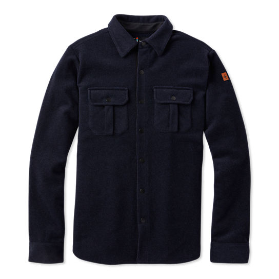 Men's Anchor Line Shirt Jacket