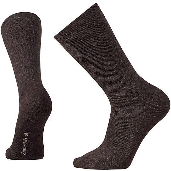 Men's Heavy Heathered Rib Socks