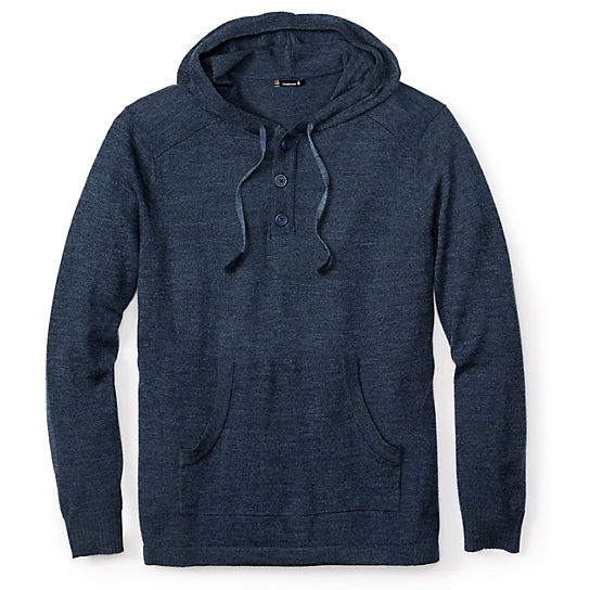 Men's Kiva Ridge Henley Hoody Sweater