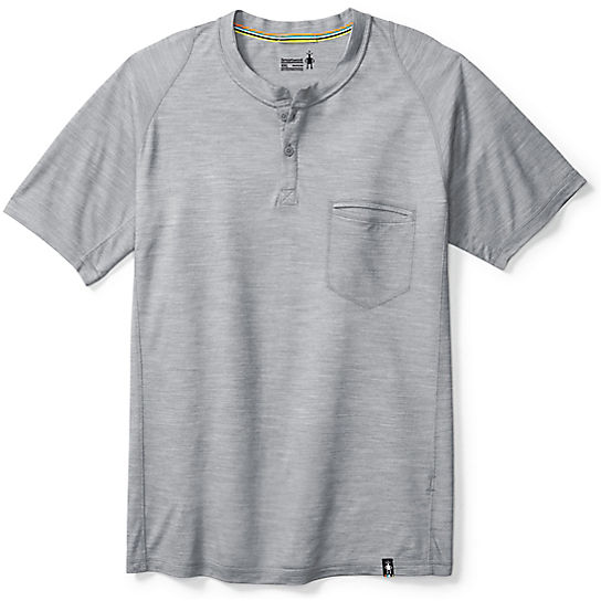 Men's Everyday Exploration Short Sleeve Henley