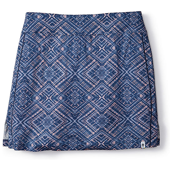 Women's Merino 150 Pattern Skirt