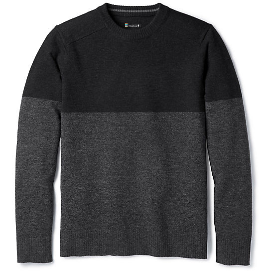 Men's Sparwood Colorblock Crew Sweater