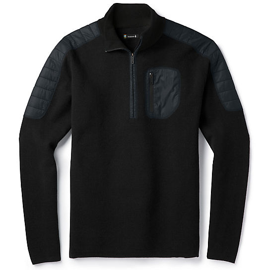 Men's Ski Ninja Half Zip Sweater