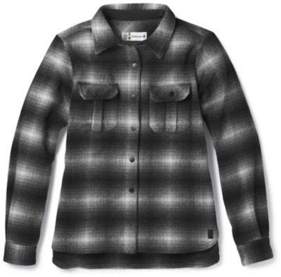 Women S Anchor Line Lightweight Shirt Jacket Smartwool
