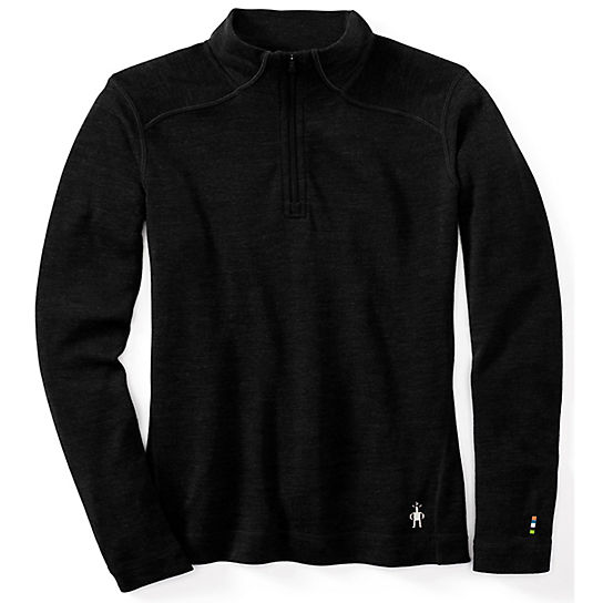 Women's Merino 250 Base Layer 1/4 Zip - Plus