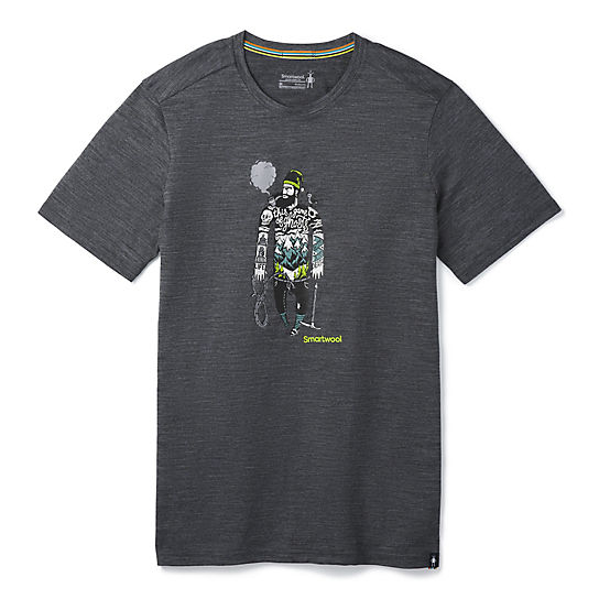 Men's Merino Sport 150 Game of Ghosts Tee