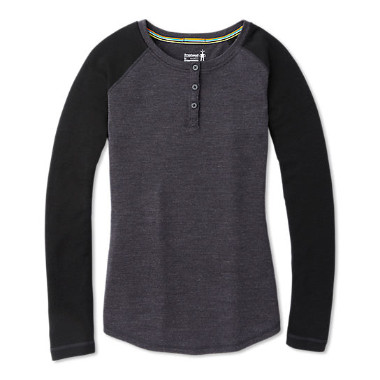 Women's Merino 250 Travel Henley