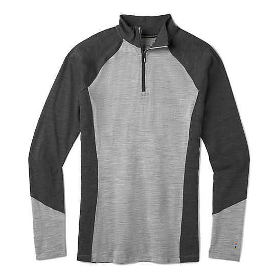 Women's Merino 150 Base Layer Colorblock 1/4 Zip