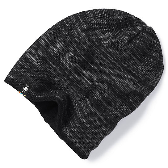 Men's Boundary Line Reversible Beanie
