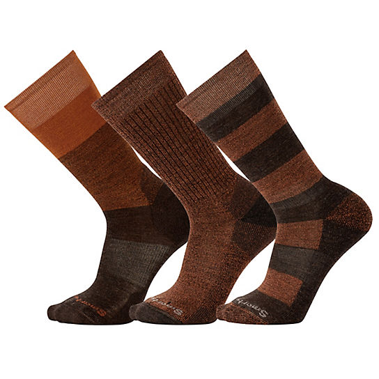 Men's Premium Trio Socks