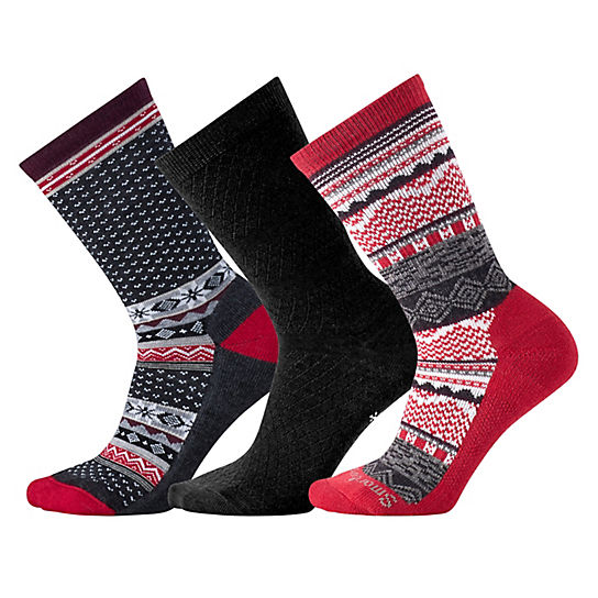 Women's Fireside Trio Socks