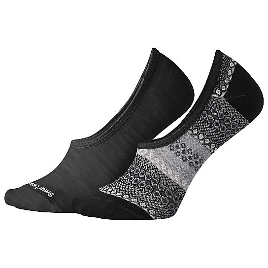 Women's Two for the Road No Show 2 pk Socks