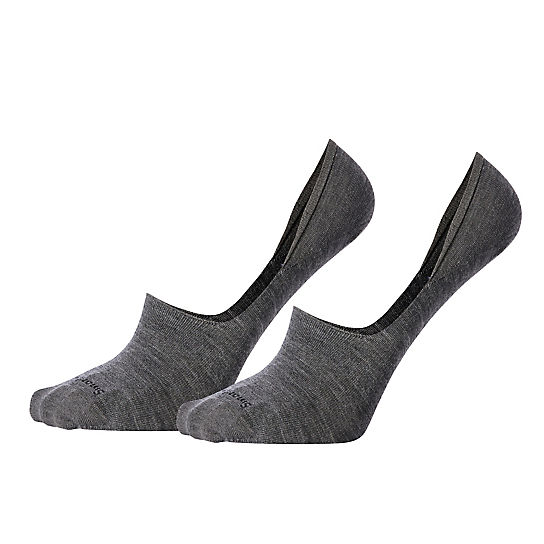 Men's No Show Socks 2 Pack