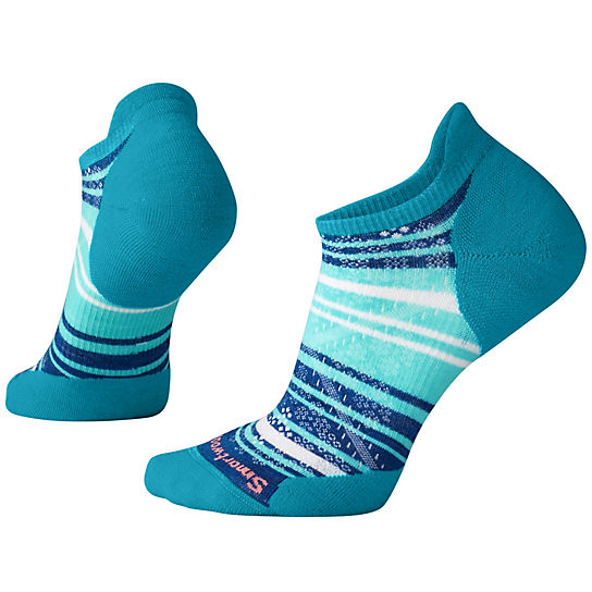 Women's PhD® Run Light Elite Striped Micro Socks