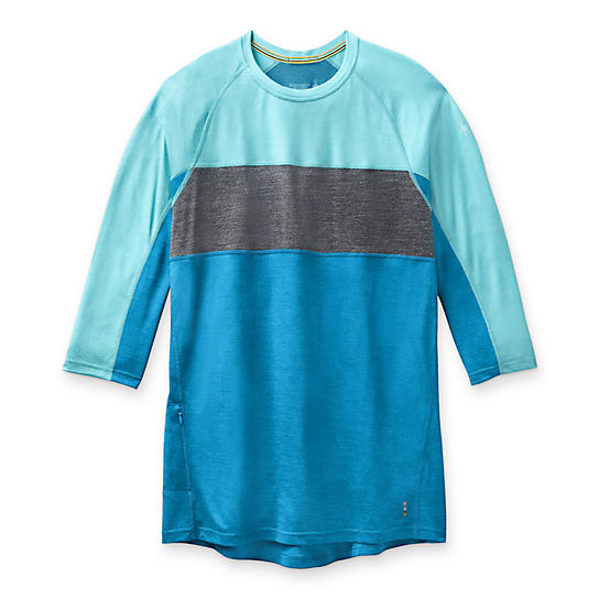 Men's Merino Sport 150 Mountain Biking ¾ Sleeve Tee