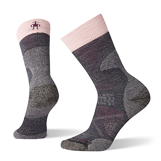 Women's PhD® Pro Outdoor Light Hiking Crew Socks
