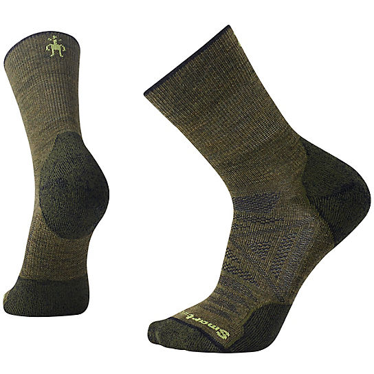 Men's PhD® Outdoor Light Mid Crew Socks