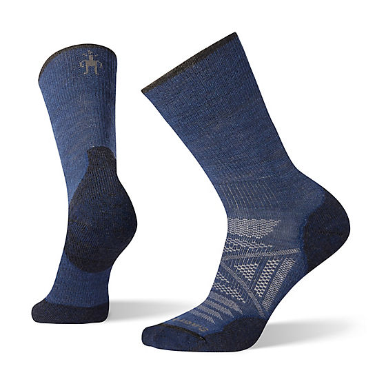 Men's PhD® Outdoor Light Mid Crew Hiking Socks