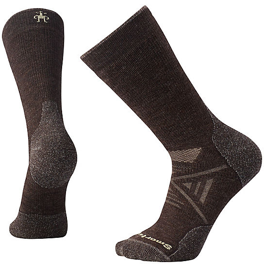 Men's PhD® Outdoor Medium Hiking Crew Socks