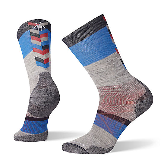 Men's PhD® Nordic Light Elite Pattern Socks