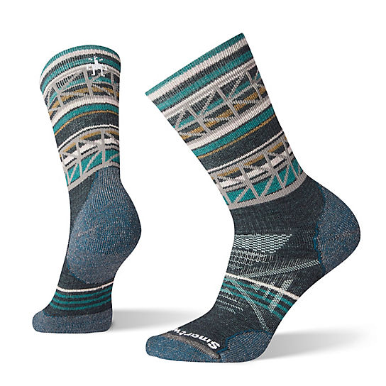 Women's PhD® Outdoor Medium Pattern Hiking Crew Socks